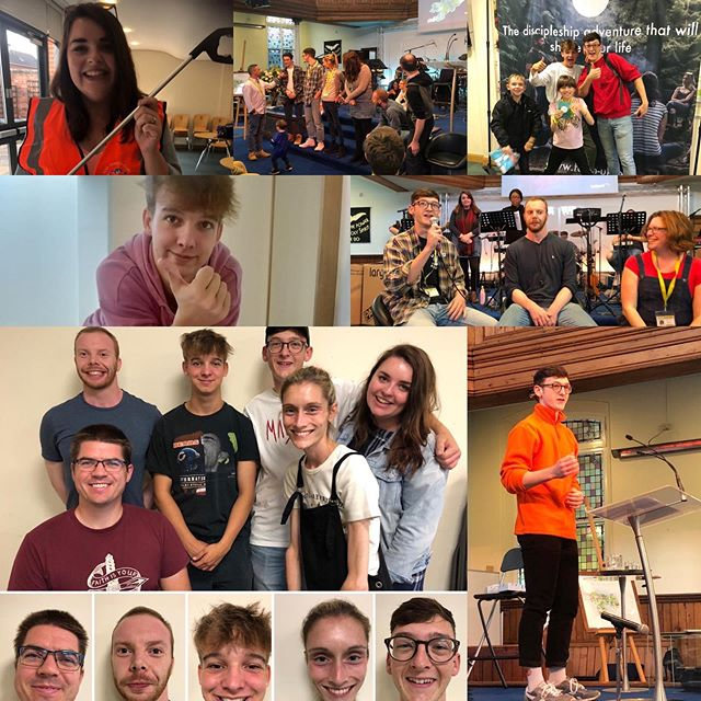 Today we will be commissioning our Form interns. What a year we have had! Tune in at 10.45am as Form lead us in worship, testimony and prayers. Burlington.church/facebooklive