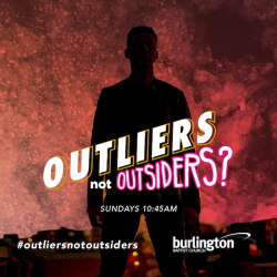 Outliers Not Outsiders