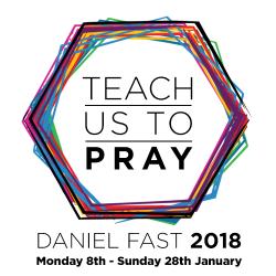 Daniel Fast 2018