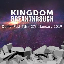 Daniel Fast 2019
